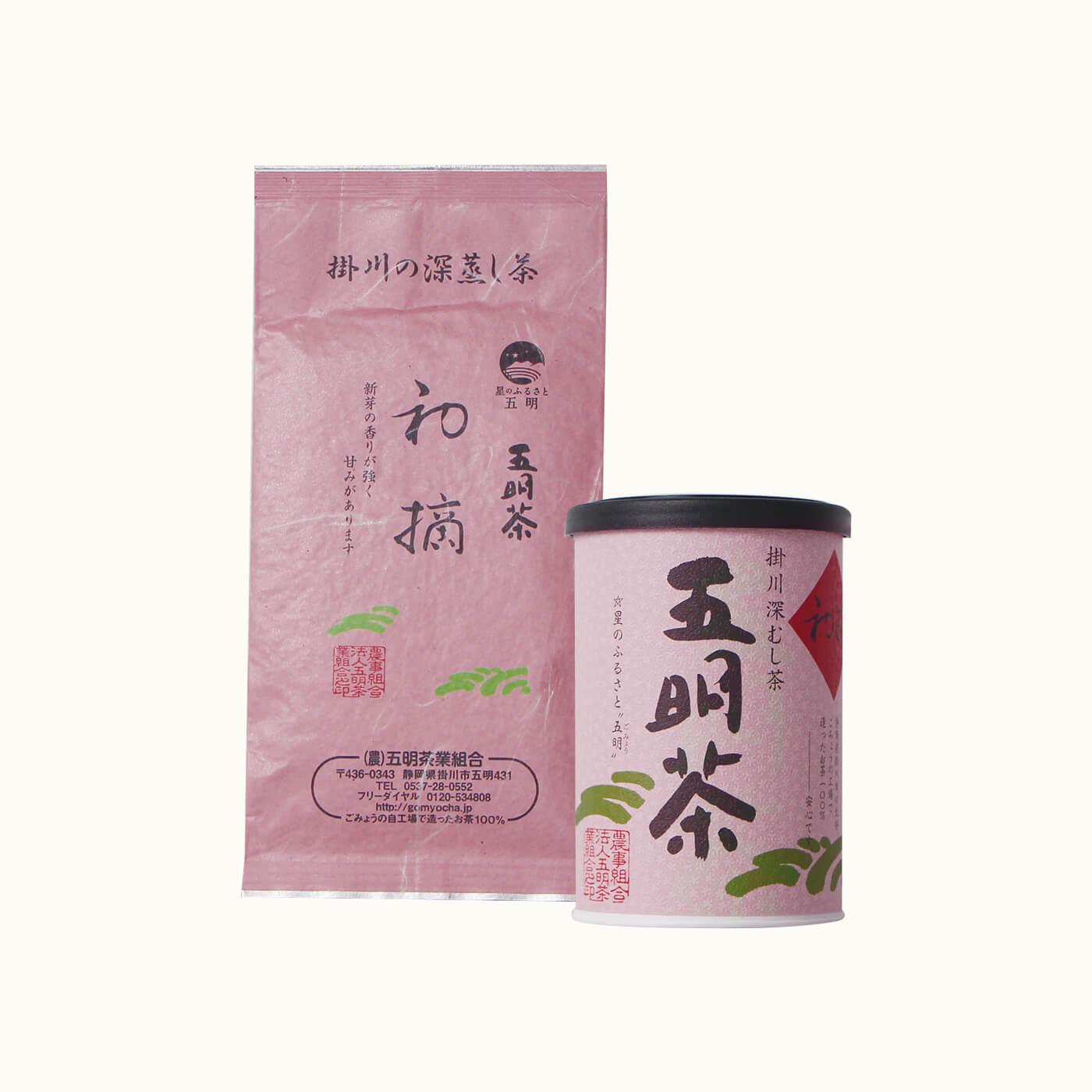 初摘(平袋/紙缶)