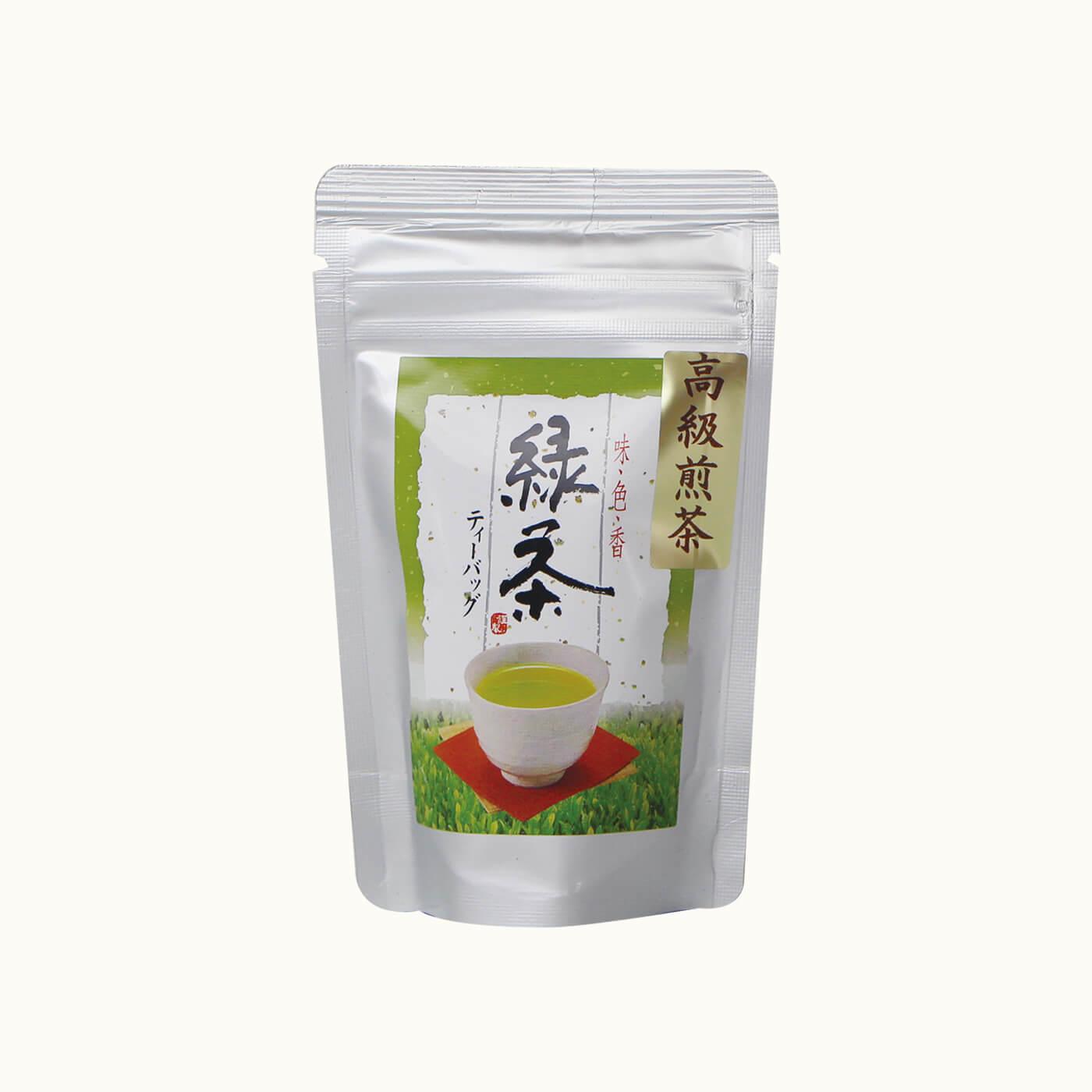 高級煎茶ティーバッグ